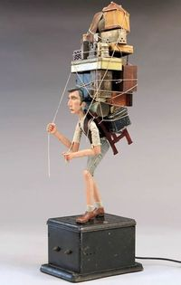 Tom Haney earned a Bachelor of Science in Design from the University of Cincinnati. Before he became a full-time artist in 2000, his professional work consisted