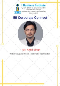 Corporate Connect at #IBIGreaterNoida