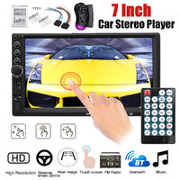 SWM-S6 7 Inch 2Din WINCE Car Stereo Radio Auto MP5 Player bluetooth Touch Screen Hands-free USB FM AUX TF Support Mobile Interconnection