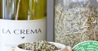 Herbs de Provence Grilling Salt is a perfect homemade rub that pairs beautifully with chicken fish or meat. Great for grilling steaks and serving with wine!