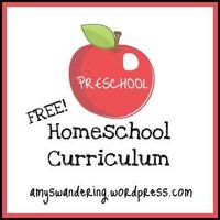 Homeschool for Free: Preschool & Kindergarten | Are We There Yet?