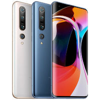Xiaomi Mi 10 Pro 5G CN Version 108MP Quad Cameras 8K Video Recording 12GB 512GB 6.67 inch 90Hz Fluid AMOLED Display Wireless Charge 50W Fast Charge WiFi 6 NFC Snapdragon 865 Octa core 5G Smartphone