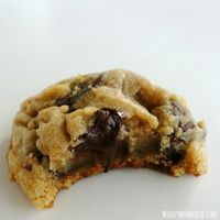 The Ultimate Chewy Chocolate Chip Cookie recipe - over 1k pins!