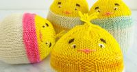 Whit's Knits:Chick-in-an-Egg - The Purl Bee - Knitting Crochet Sewing Embroidery Crafts Patterns and Ideas!
