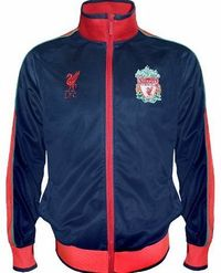 Liverpool F.C. Liverpool FC Official Football Gift Boys Retro Track Top Jacket 12-13 Years XLB No description (Barcode EAN = 5053223094467). http://www.comparestoreprices.co.uk/boys-clothing/liverpool-f-c-liverpool-fc-official-football-gift-boys-r...