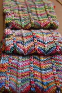 For the majority of you reading this blog, knitting is a major passion. A way to unwind. Your daily pleasure, perhaps. For someone suffering with the pain