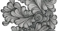 Textures & Patterns by Lucia Paul, via Behance