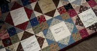 Free Easy Quilt Block Patterns | Sentimental Quilter: Friendship Quilts