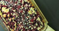 Easy, Breezy Blueberry Cobbler >> a four-generation recipe that's easier than pie! Seriously! And you can make it with almost any fruit.