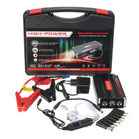 68800mAh Multi-Function Car Jump Starter Booster Emergency Power Bank Charger