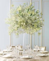 Florist Mindy Rice shares her tips and ideas for designs that cut costs without cutting out style.