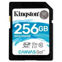 Kingston 256GB (SDXC) SDG/256GB UHS-1 SD Ultimate Card (Class 10)