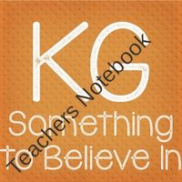 FREE KG Something to Believe In Font: Personal Use product from Kimberly-Geswein-Fonts on TeachersNotebook.com