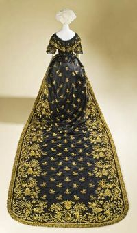 1845. It belonged to Queen Maria II of Portugal