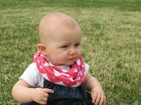 Baby Toddler Chevron Infinity Loop Scarf on Etsy, $12.00