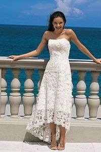beach wedding dresses, I may need this in a few years when we renew our vows