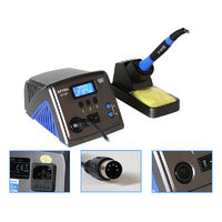 ATTEN ST-100 100W Intelligent Lead-free Electric Soldering Station LED Digital Display Welding Rework Soldering Station
