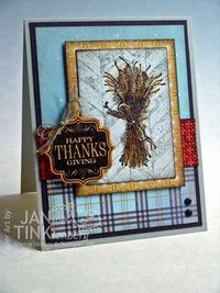 July 21, 2013 Convention Day 3 - Laughter, Tears, Joy, and Sorrow | Stamps - Truly Grateful, Tags 4 You; Paper - Sweater Weather DSP, Sahara Sand, Tangerine Tango, Chocolate Chip, Crushed Curry, Naturals White; Ink - Sahara Sand, Chocolate Chip, Crushed C...
