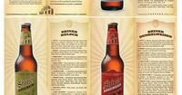 Shiner Beers designed by Knoed