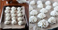 Frozen whipped cream for hot chocolate. Pinning to remember for Christmas Eve