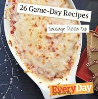 When game-day rolls around, your family won't have to pick sides with these hearty and savory dips and dishes -- they're all winners!