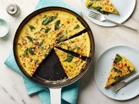 Get Whole30 Veggie-Packed Breakfast Frittata Recipe from Food Network