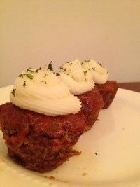 Search Results meatloaf cupcakes