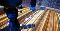 Long Exposure Photos From The International Space Station