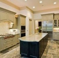Hope to one day have a kitchen like this or bigger! Love spending time in the kitchen