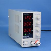 Wanptek NPS1203W 120V 3A 360W Adjustable Digital DC Switching Power Supply W/ Voltage Current Power Display