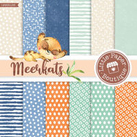 Mixed Digital Patterns, Checkers, Polkadot, Stripes, Chevron, Backgrounds, Brown, Teal,Striped Paper,Digital Paper,Digital Paper Pack $3.00