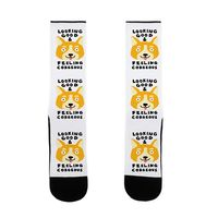 Looking Good And Feeling Corgeous US Size 7-13 Socks $16.99 �œ�Handcrafted in the USA! �œ�
