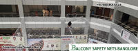 Balcony Safety Nets Bangalore