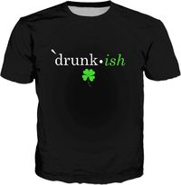 Drunkish T-Shirt $19.99