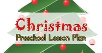 I love the ideas that are shared in this Christmas preschool lesson plan- she even shares a pack wit preschool math as well as tracing pages and more.