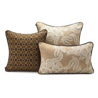 Canevas Cumin Pillows by Le Jacquard Français $89.00