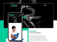 Run Free Gym Fitness Website Template is an HTML web template for any business website. It helps you to increase number of audience for your fitness class.