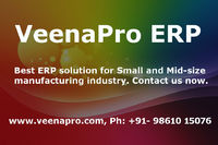 If you have been searching for a trusted ERP Solutions provider in Bhubaneswar, your search is over at the doorstep of VeenaPro. We have years of experience in this field and we specialize in delivering the best ERP Solutions across the globe. We have a t...
