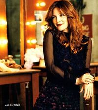 drew barrymore neiman marcus Love her hair in this!!