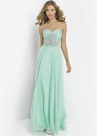 Long Poly Strapless Pleated Formal Dresses