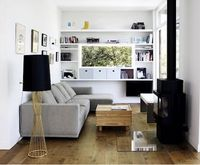 Small Living Room - Click image to find more Home Decor Pinterest pins