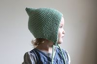 This is an intermediate knitting pattern that includes 4 sizes: 0-3 months(3-6 months, 6-12 months, Toddler 12-24 months)