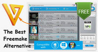 Some of you are suffering Freemake crashes, freezes, or safety problems. To fix this problem, this article will list top 5 free Freemake alternatives for your reference. You can check and get the needed one to deal with video format conversion.