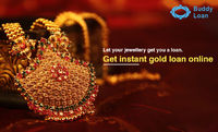 Get instant online gold loan for all your financial needs.Get loan against gold jewellery in India at the best interest rate. Simple documentation. Apply online now https://www.buddyloan.in/instant-gold-loan-online.php