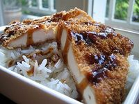 Chicken Katsu!! Must make it and bring back memories of Hawaii :D