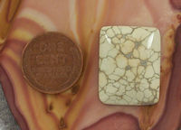 Natural Variscite Cabochon Jewelry Gemstone | Silver Peak Nevada | 24cts $30.00