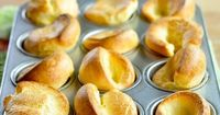 One of nature's great wonders, popovers are made with just milk, eggs, and flour