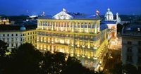 Hotel Imperial Vienna-and for only $486 to over $2,000 a night, I can stay here :)