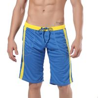 2018 new men's swimming trunks, Beach Shorts,Tights Shorts,men's short swim Surfing,swimwear men swimsuit, Sportshorts $32.00