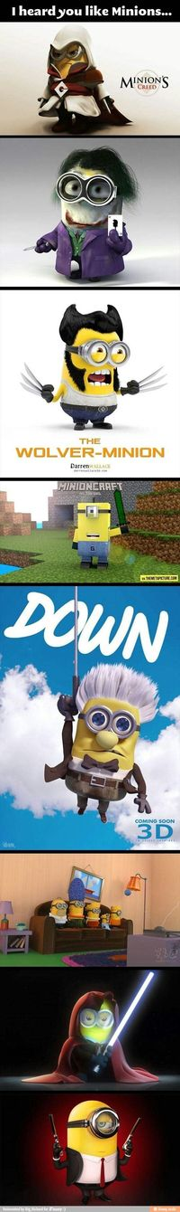 Mother of minions / iFunny :)